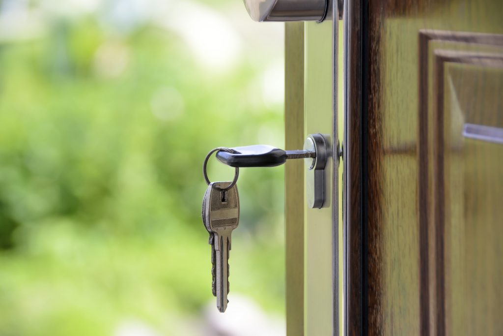 The Key to Your Next Home is Here